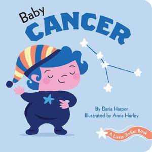 A Little Zodiac Book : Baby Cancer