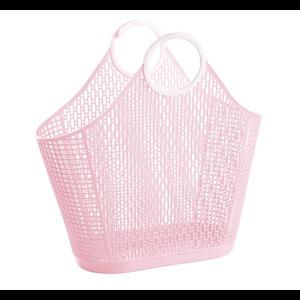 Sun Jellies Sun Jellies Fiesta Shopper Pink – Large