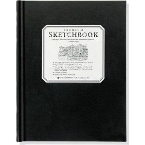 Peter Pauper Press Premium Sketchbook Large