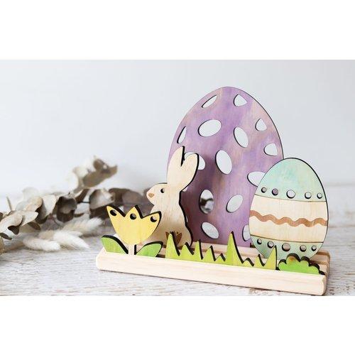 Let Them Play Storyscene - Easter Egg Set
