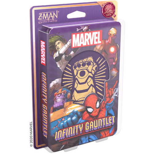 Z-Man Games Infinity Gauntlet a Love Letter Game
