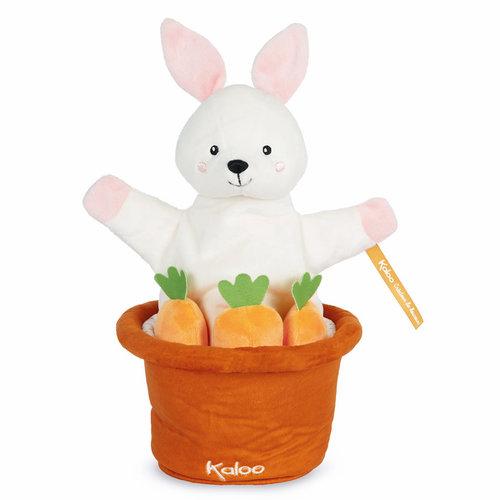 Kaloo Kaloo Rabbit Surprise Puppet