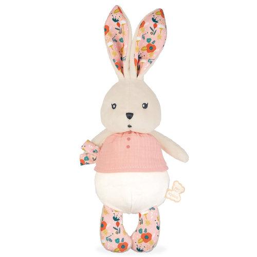 Kaloo Kdoux Rabbit Small Poppy