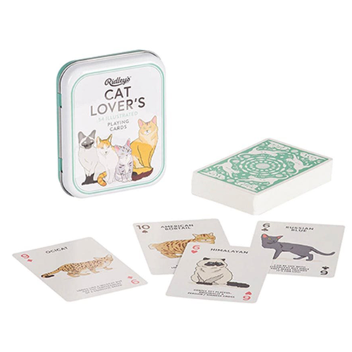Ridleys Ridleys Cat Lover's Playing Cards