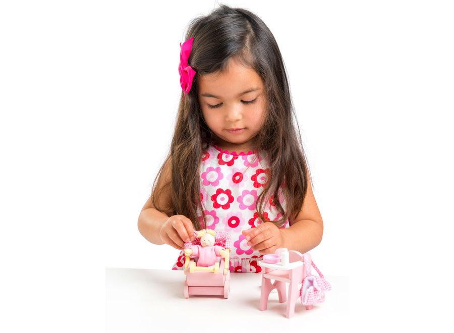Daisylane Nursery Accessory Set