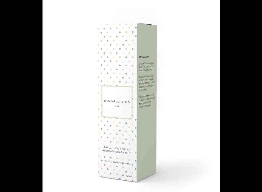 Focus Aromatherapy Spray