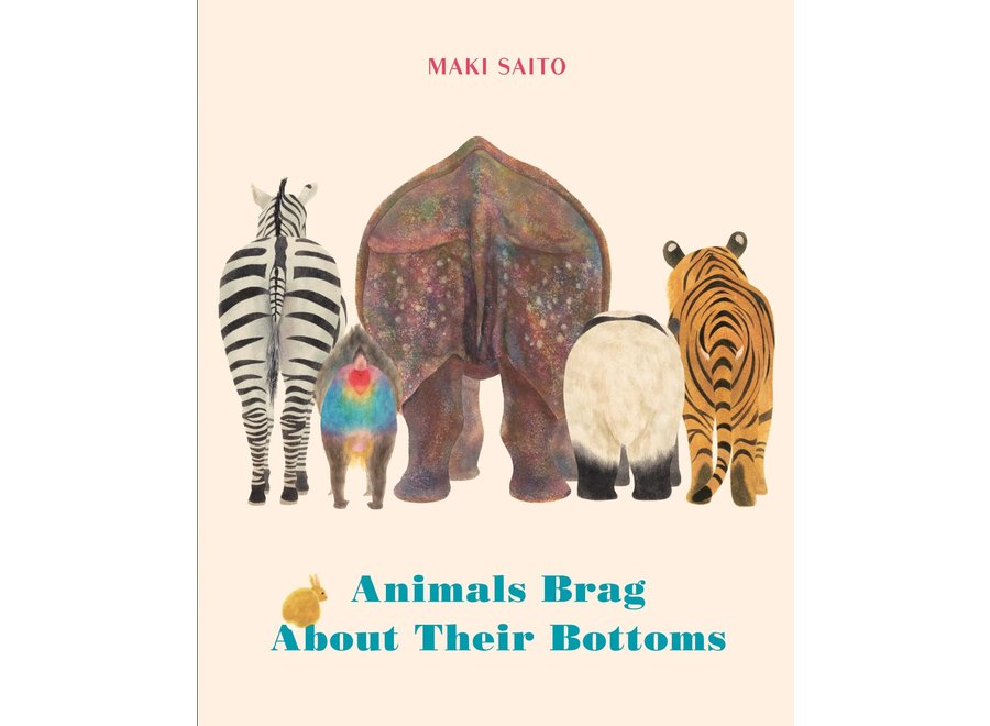 Animals Brag About Their Bottoms