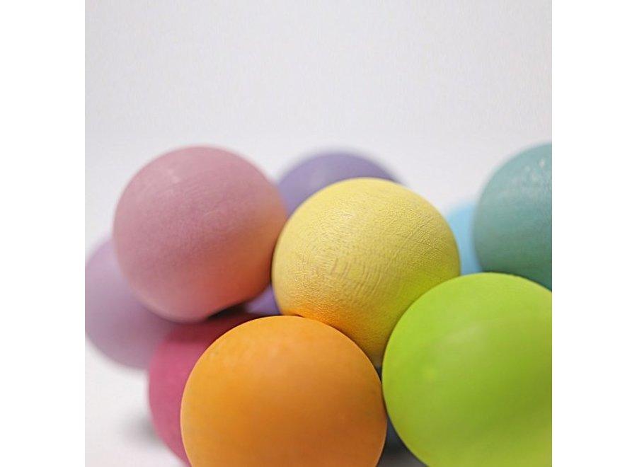 Grimm's Beads Grasper Pastel