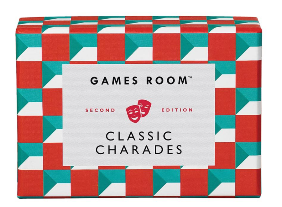 Games Room Classic Charades Quiz
