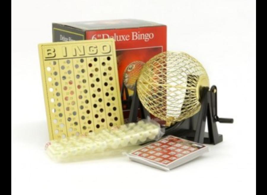 """6 """" Deluxe Bingo"""