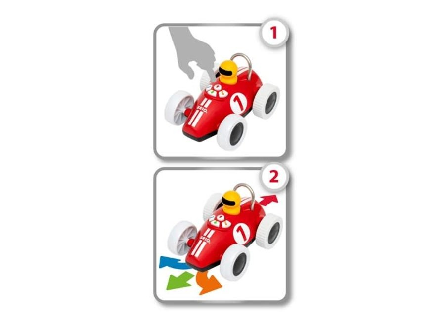 Brio Play and Learn Action Racer