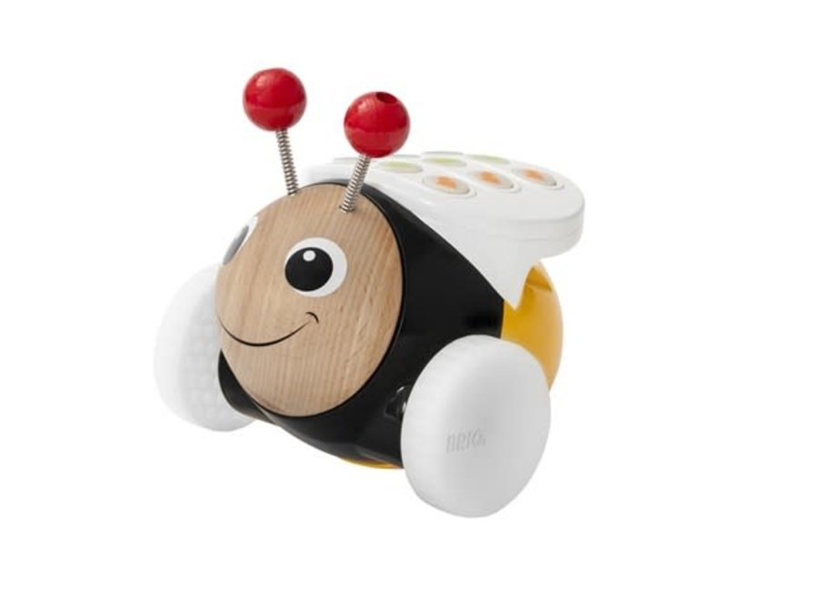 Brio Code and Go Bumble Bee