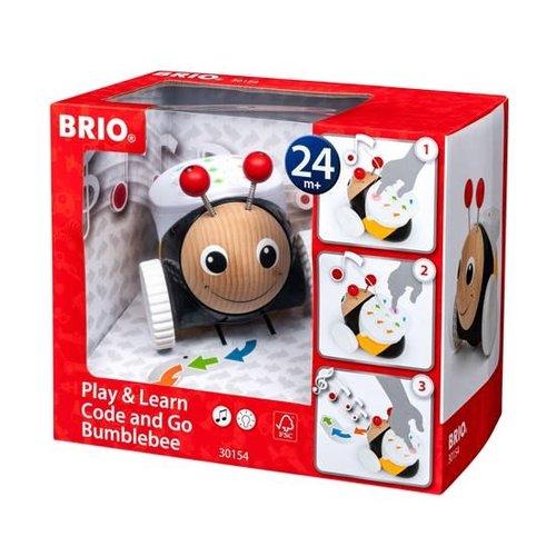 Brio Brio Code and Go Bumble Bee
