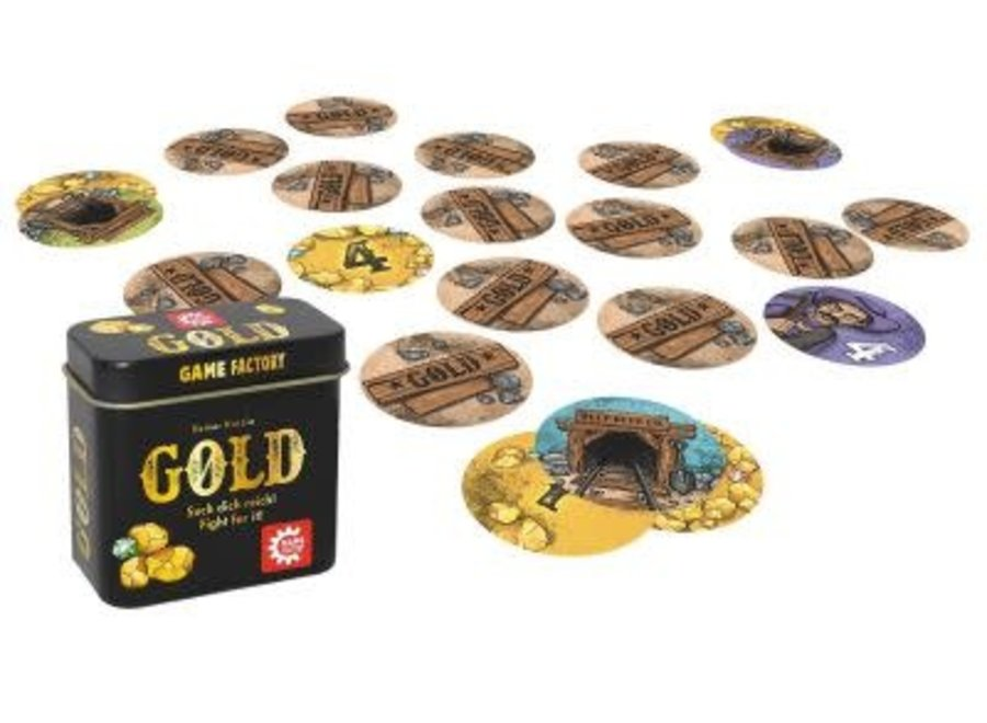 Gold Card Game