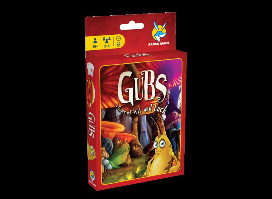 Gubs Card Game