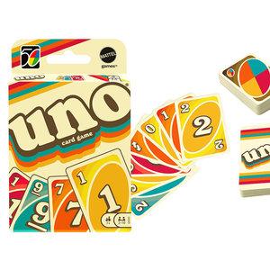 Mattel Uno Iconic 1970's