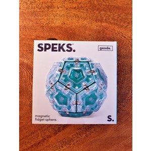 Speks Magnetic Fidget Sphere Green