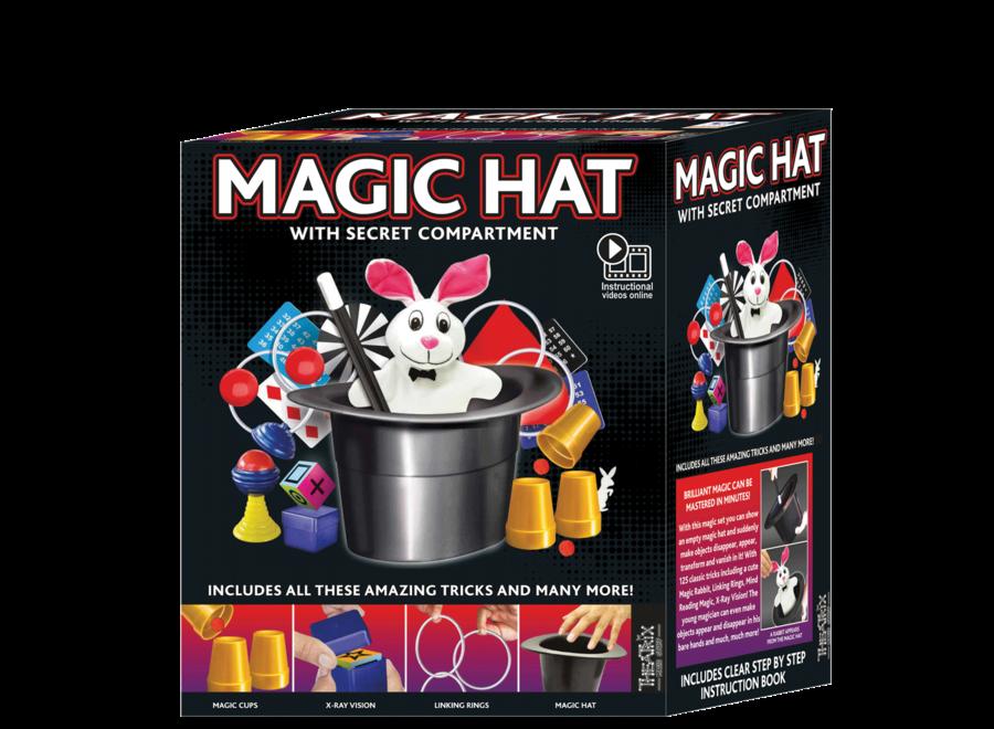 Ezama Magic Hat 125 Tricks - Magic Trick Set