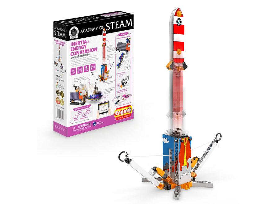Academy Of Steam Inertia & Energy Conversion