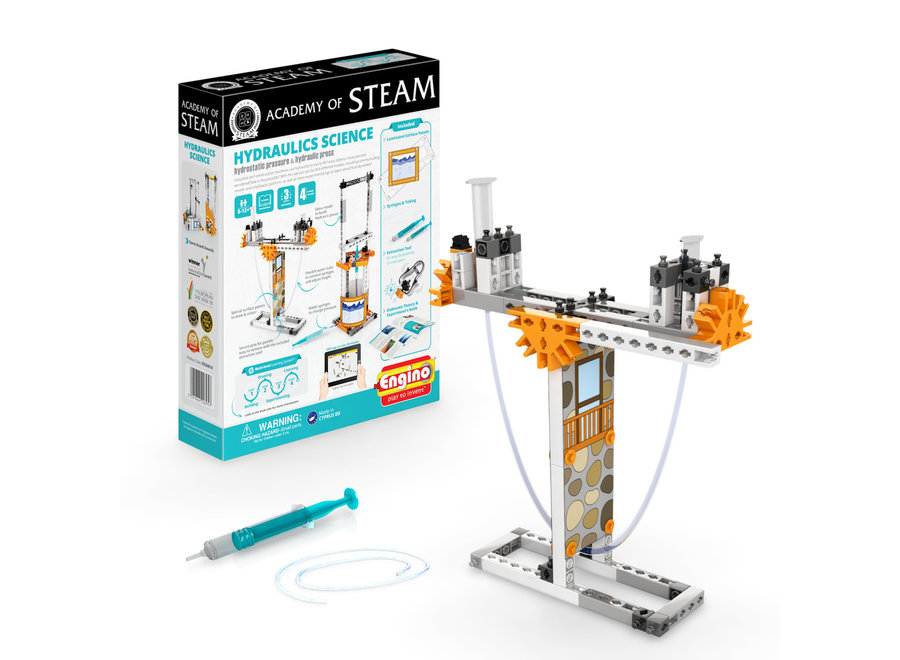 Academy Of Steam Hydraulics Science