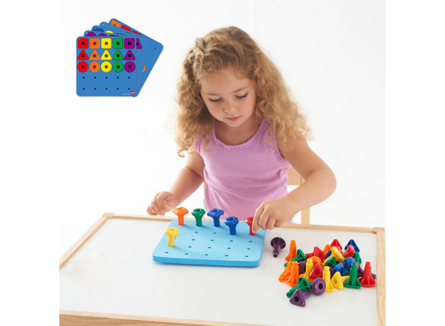 Geo Pegs and Boards