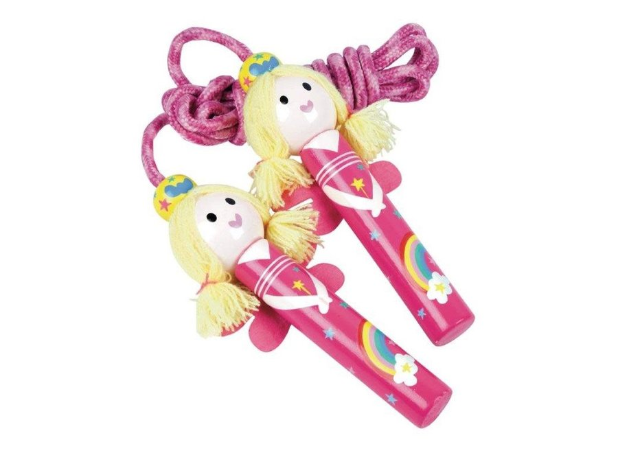 Floss & Rock Skipping Rope – Fairy