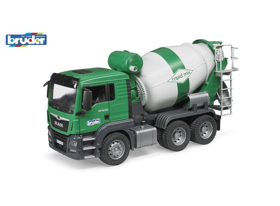 BR1:16 MAN TGS Cement mixer truck