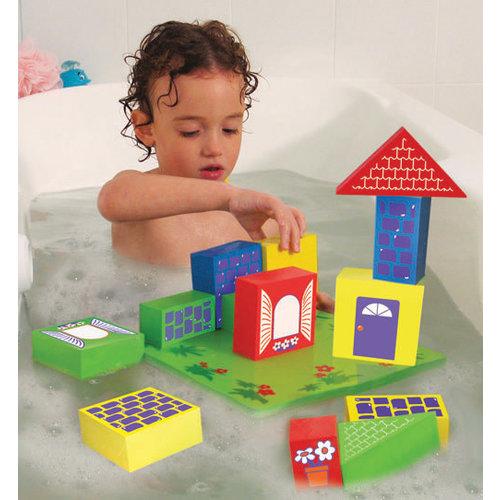 Tub Fun - Floating Blocks