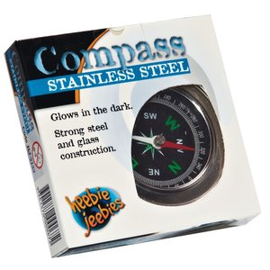 Stainless Steel Compass