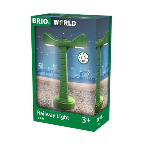 Brio BRIO Tracks - Railway Light
