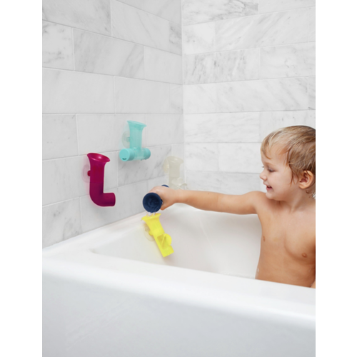 Tomy Pipes Building Bath Toy Set
