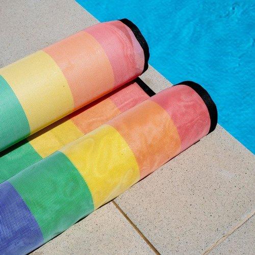 Acquaboss AcquaBoss Rainbow Water Hammock