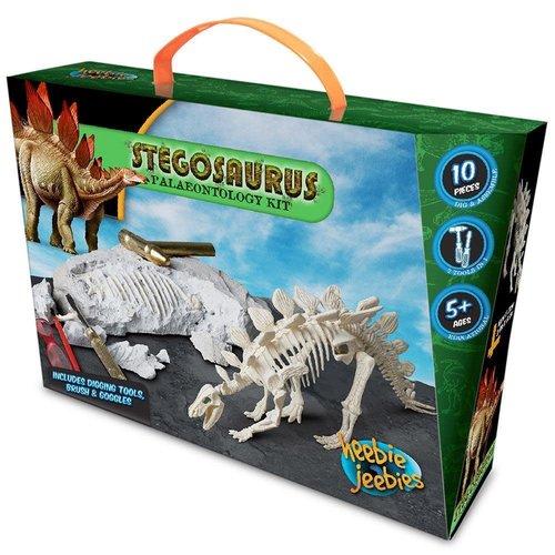 Palaeontology Kit  Stegosaurus