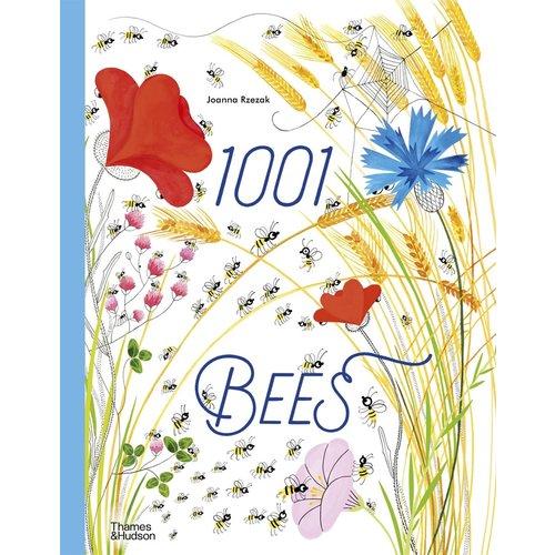 1001 Bees By Joanna Rzezak