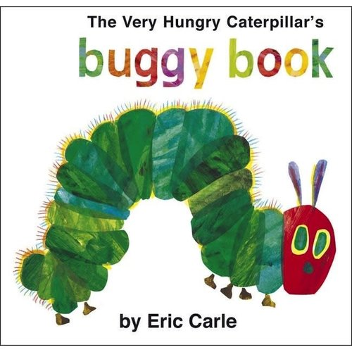 A Very Hungry Caterpillar Buggy Book