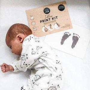 BabyInk BabyInk - Black Ink-less Print Kit