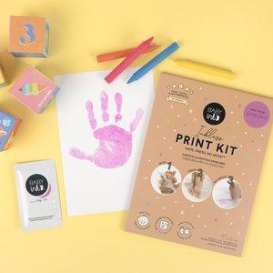 BabyInk BabyInk - Pink Ink-less Print Kit