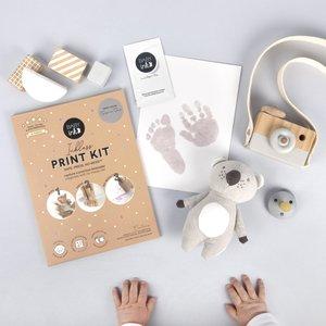 BabyInk BabyInk - Grey Ink-less Print Kit