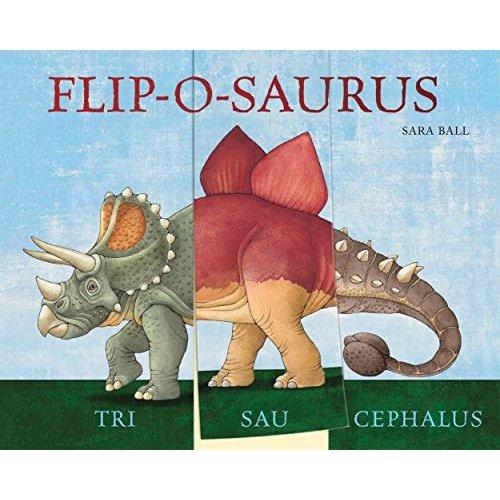 Flip O Saurus Book