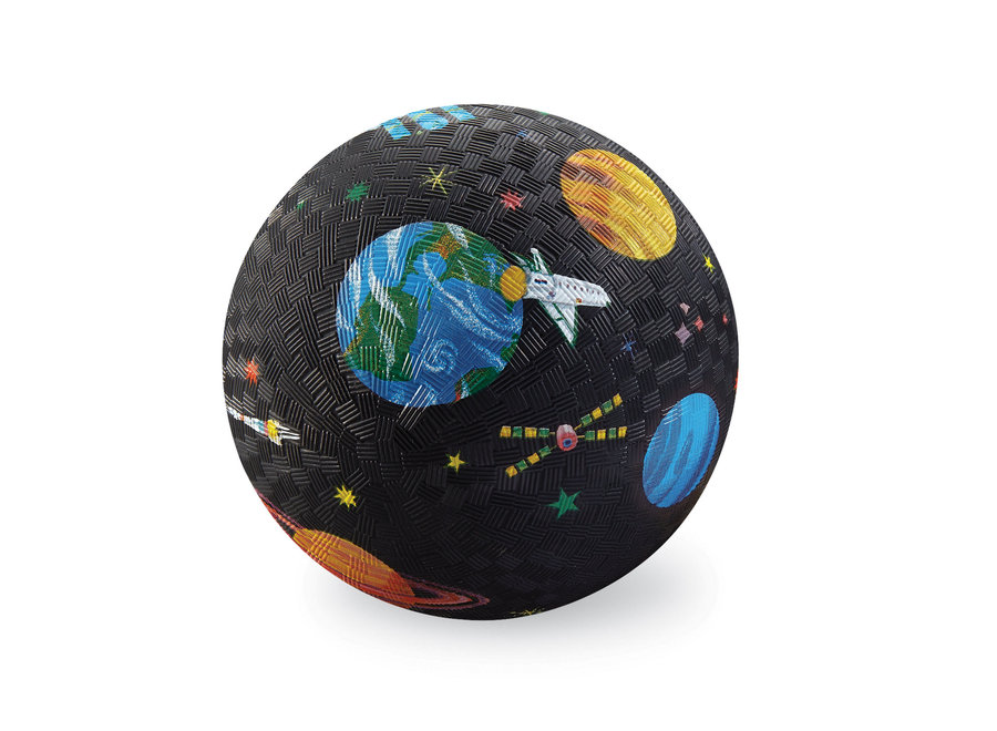 7 Inch Playground Ball - Space Exploration