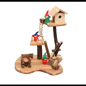 Qtoys Tree Style House