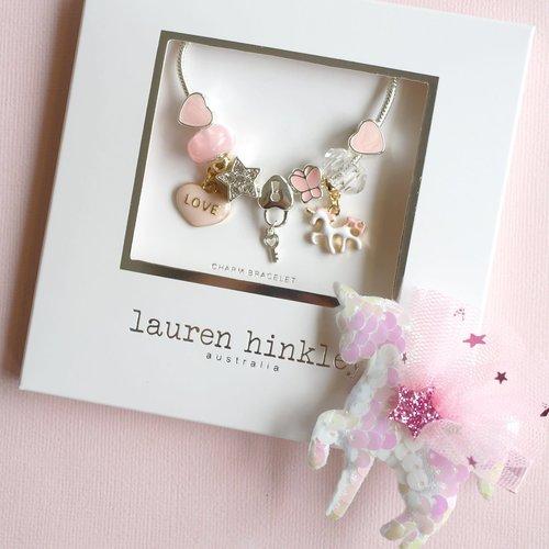 Lauren Hinkley Unicorn Charm Bracelet