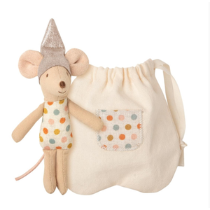 Maileg Tooth Fairy Mouse In A Bag