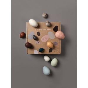 Moon Picnic A Dozen Bird Eggs In A Box