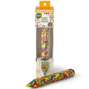 Giant Crazy Crayon - Neon
