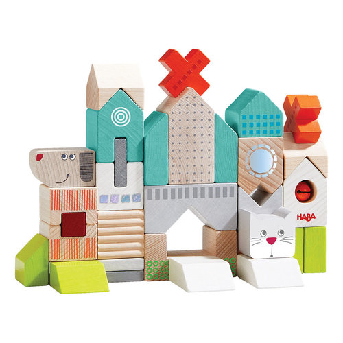 Dog And Cat Building Blocks