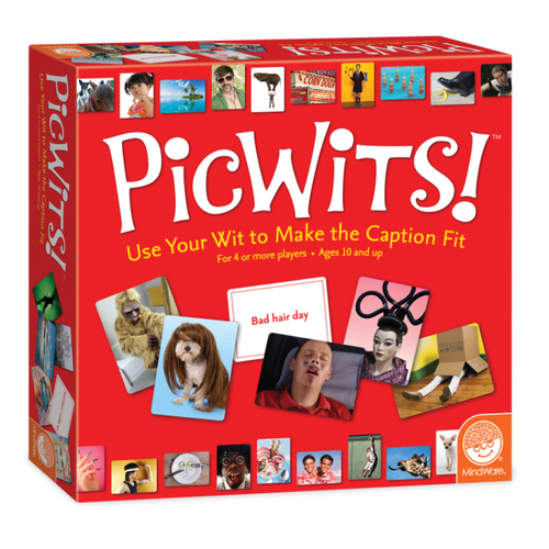Mindware Games Picwits