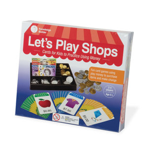 Lets Play Shops Game