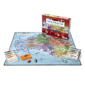 Australia Geography Game