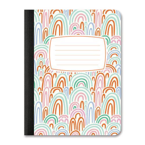 Studio Oh Studio Oh Notebook Composition Duo – Rainbow